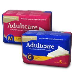 Protetor de Colchão Descartável Adultcare